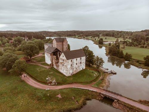 Fotobanka sbezplatnými fotkami na tému åland, Fínsko, hrad, ostrov