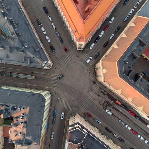 Fotobanka sbezplatnými fotkami na tému autá, električka, Fínsko, helsinki