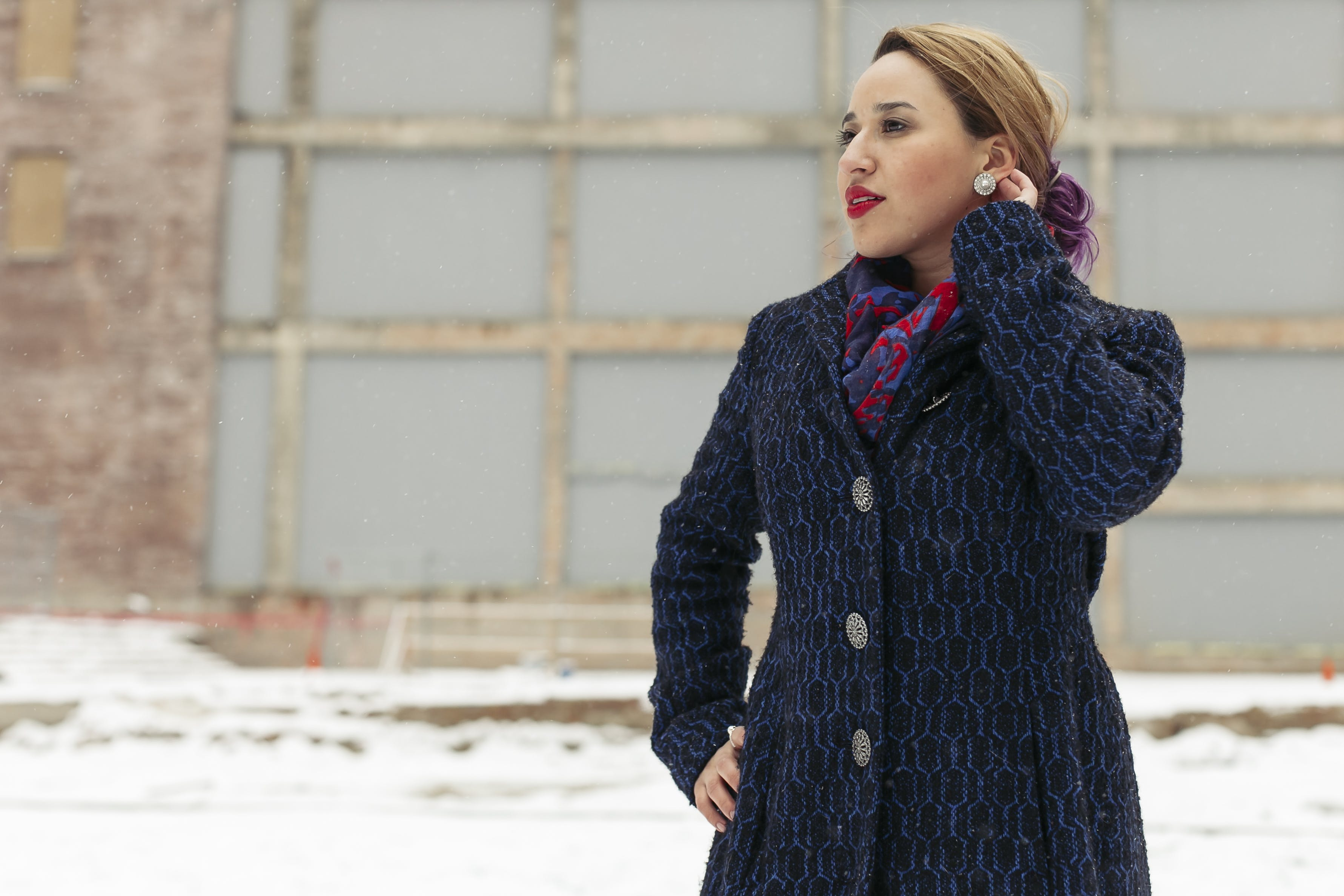 Free stock photo of beautiful, city, coat, cold