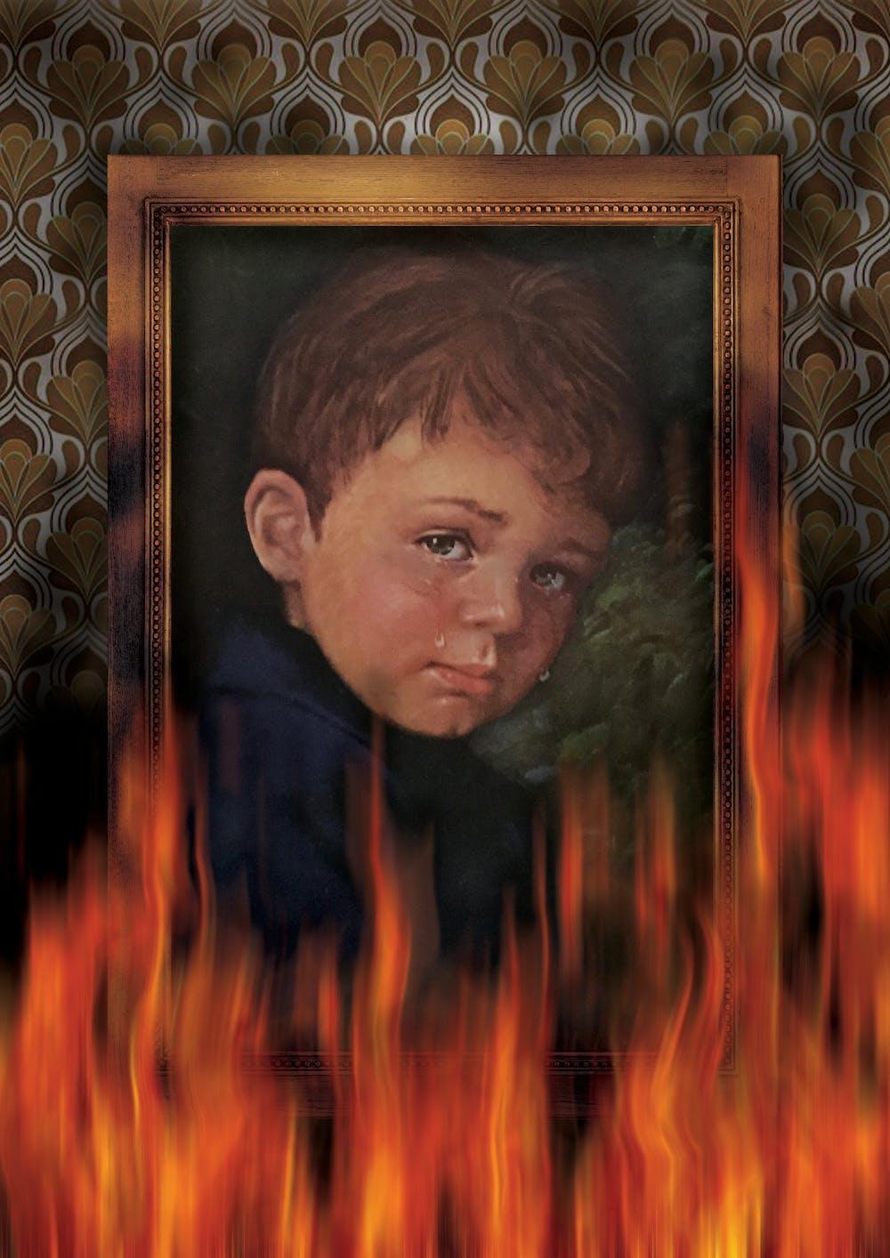 Свадьбу, открытка плачущий мальчик