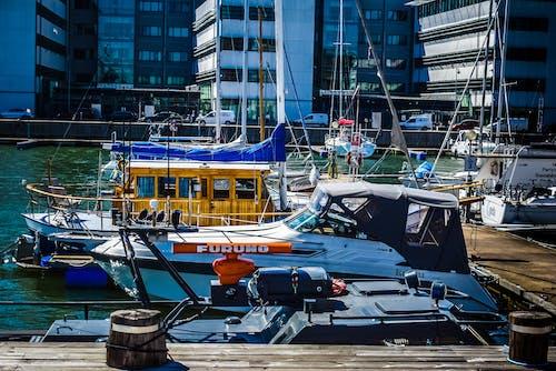 Δωρεάν στοκ φωτογραφιών με nikon, sverige, αστική ζωή, βάρκα