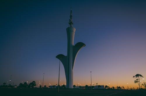 Immagine gratuita di alto, antena, architettura, cielo