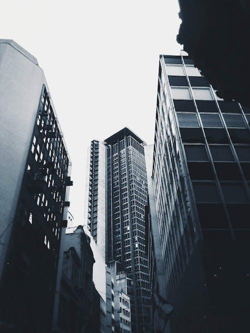 Fotobanka sbezplatnými fotkami na tému architektúra, budovy, mesto, mestský