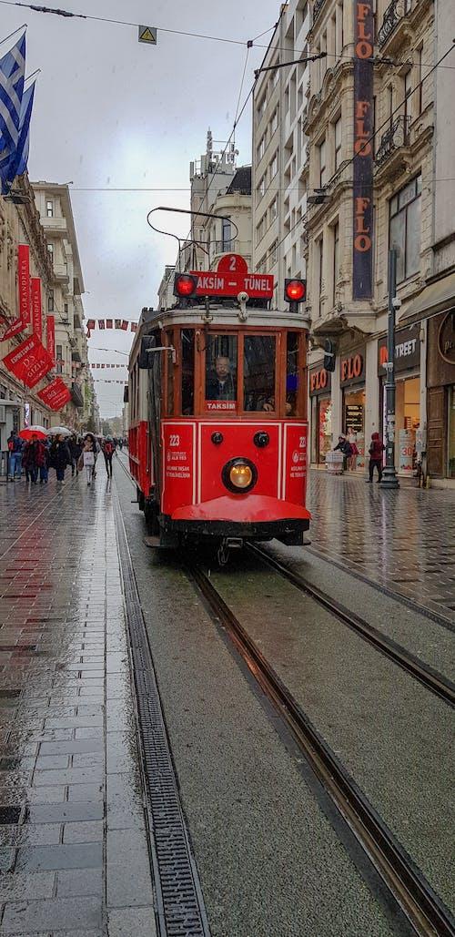Foto stok gratis Arsitektur, gerimis, Istanbul, kalkun