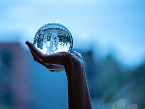 Photos gratuites de boule de cristal, brouiller, cristal, diseur de bonne aventure