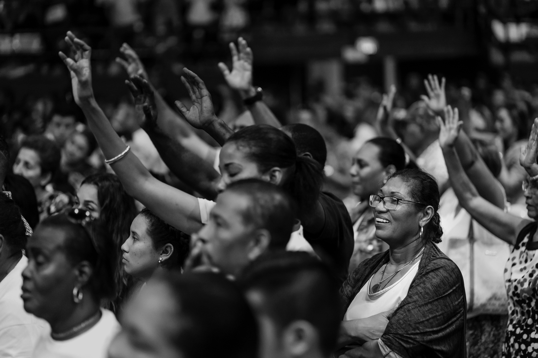Gratis lagerfoto af ansigtsudtryk, asiatiske mennesker, bøn rally, folk