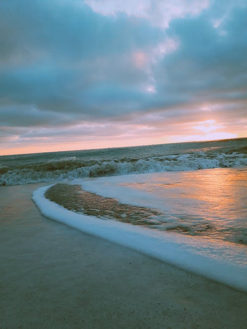 Δωρεάν στοκ φωτογραφιών με γαλάζια νερά, διάθεση, ηρεμία, θέα