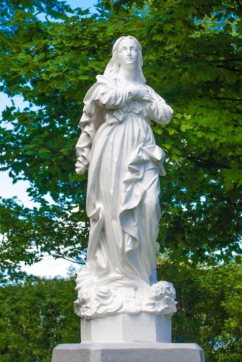 Gratis lagerfoto af statue