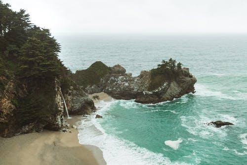 Gratis lagerfoto af bølger, californien, dagslys, ferie