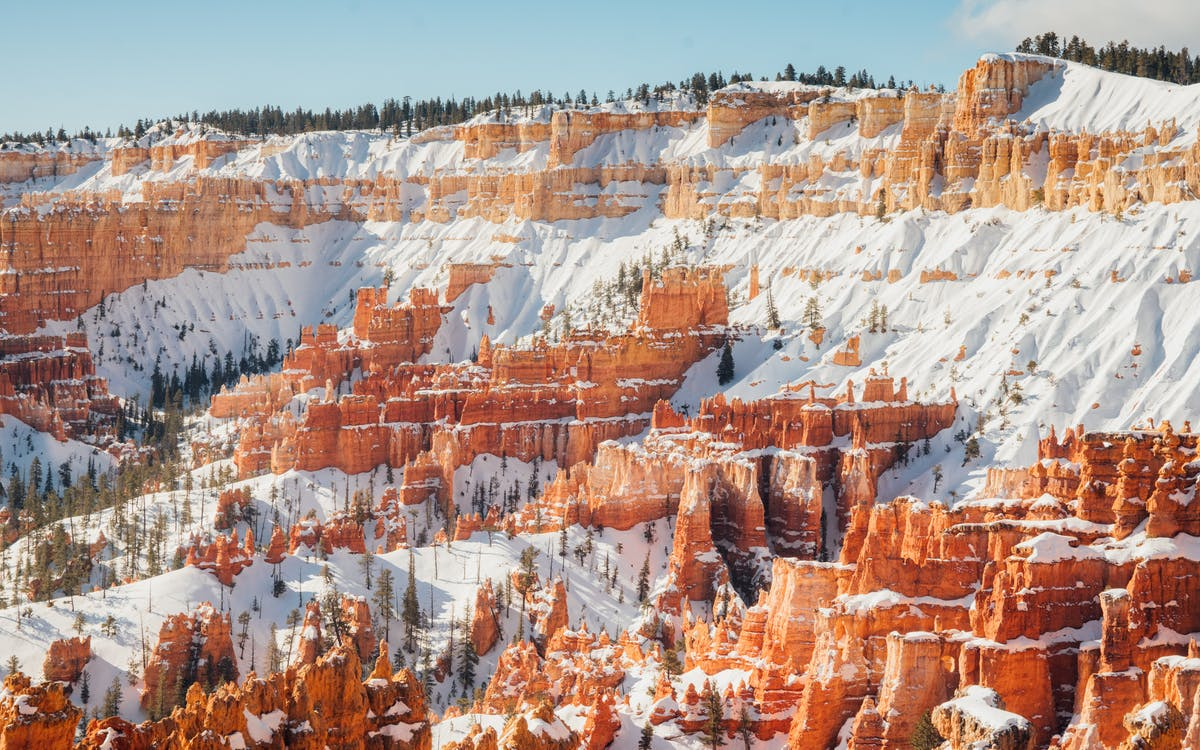 bryce canyon, road trip, Γιούτα