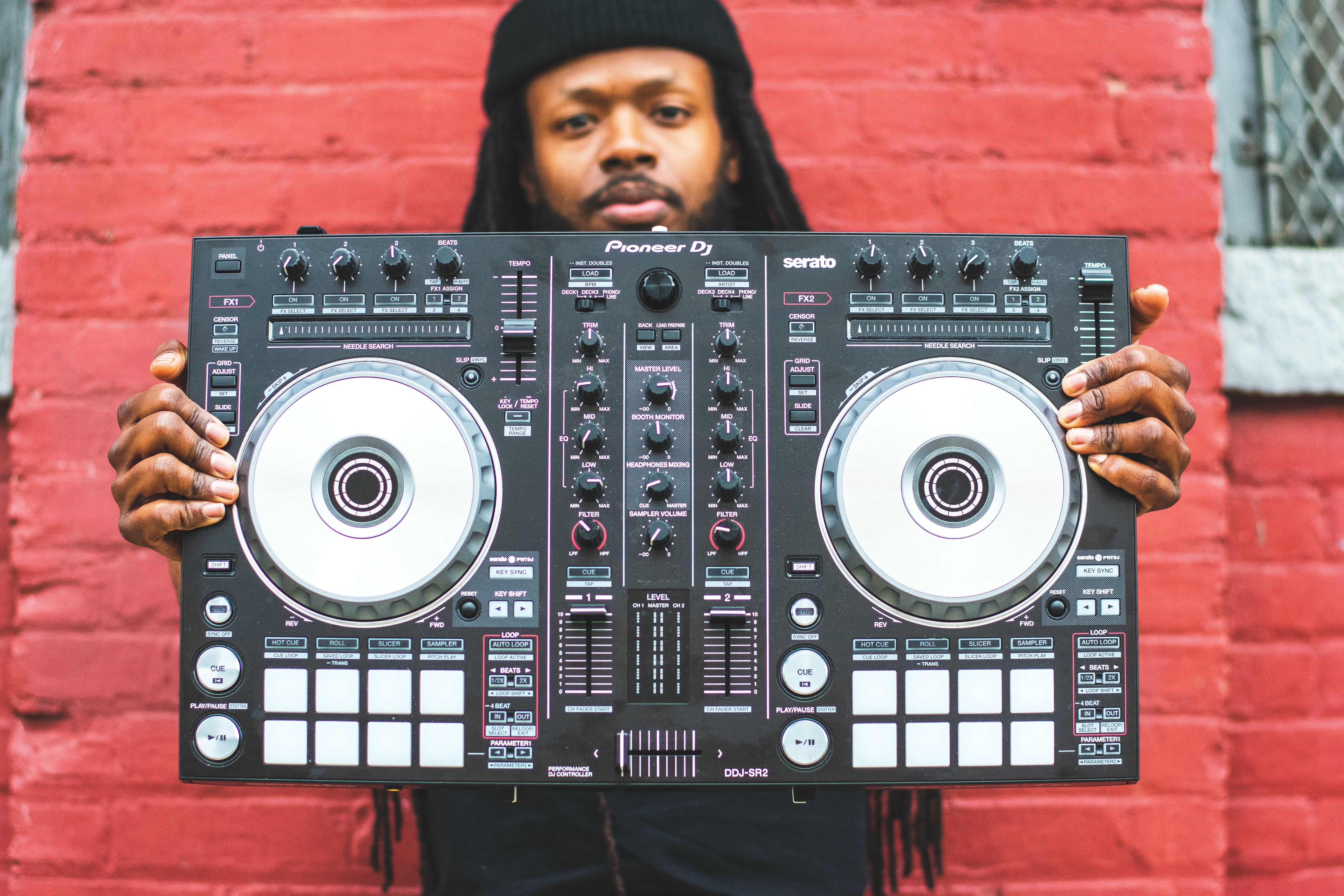 DJ, DJ混音器, 人, 儀器 的 免費圖庫相片