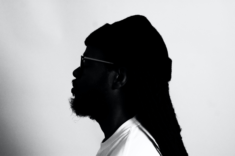 Δωρεάν στοκ φωτογραφιών με άνδρας, άνθρωπος, ασπρόμαυρο, αφροαμερικανός άντρας