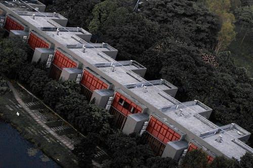 Základová fotografie zdarma na téma architektonické detaily, moderní budovy
