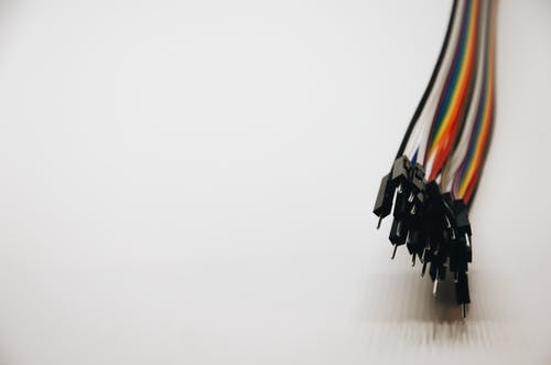 Colorful Cable Wires