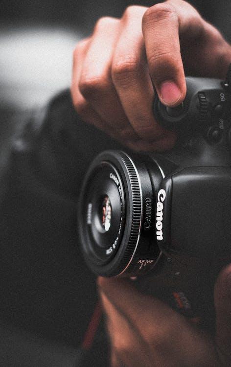 blænde, Canon, DSLR