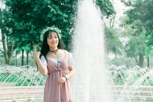Foto d'estoc gratuïta de a l'aire lliure, aigua, arbre, asiàtica