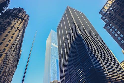 Gratis lagerfoto af new york city-baggrund