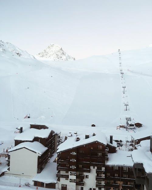冒險, 冬季, 冰, 冷 的 免费素材照片