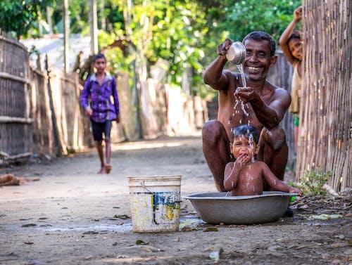 netgeoindia, 印度, 說故事的人, 農村 的 免費圖庫相片