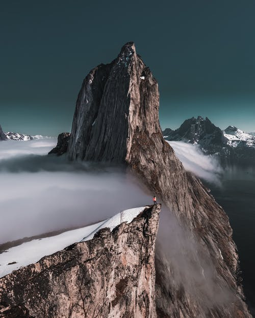 Kostnadsfri bild av äventyr, bergen, dimma, dimmig