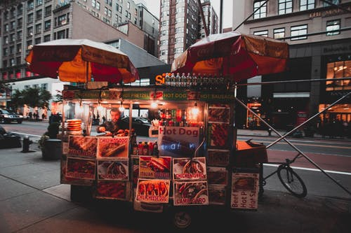 Kostnadsfri bild av företag, gata, handel, stå