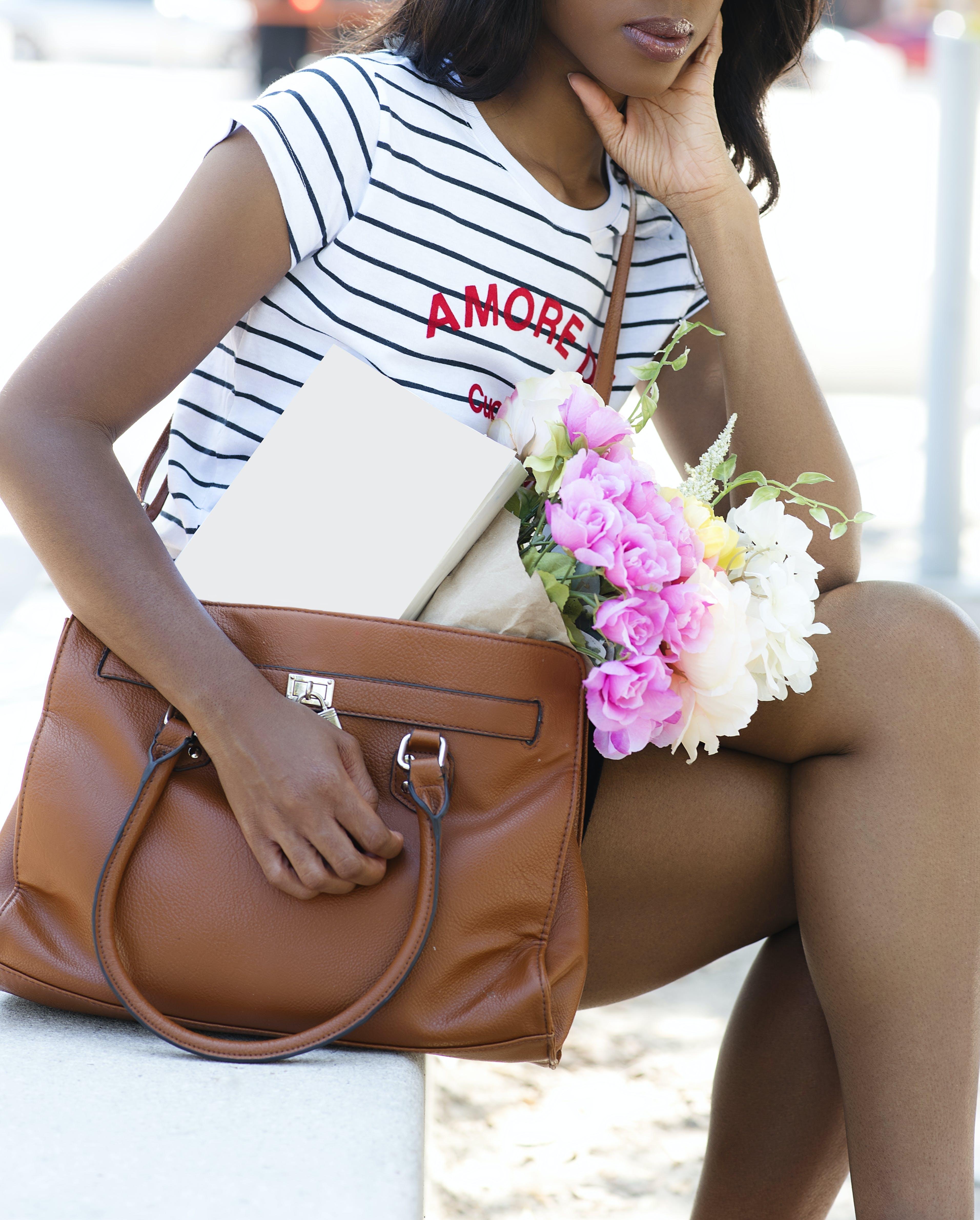 Free stock photo of african american girl, black model, black woman, blogger
