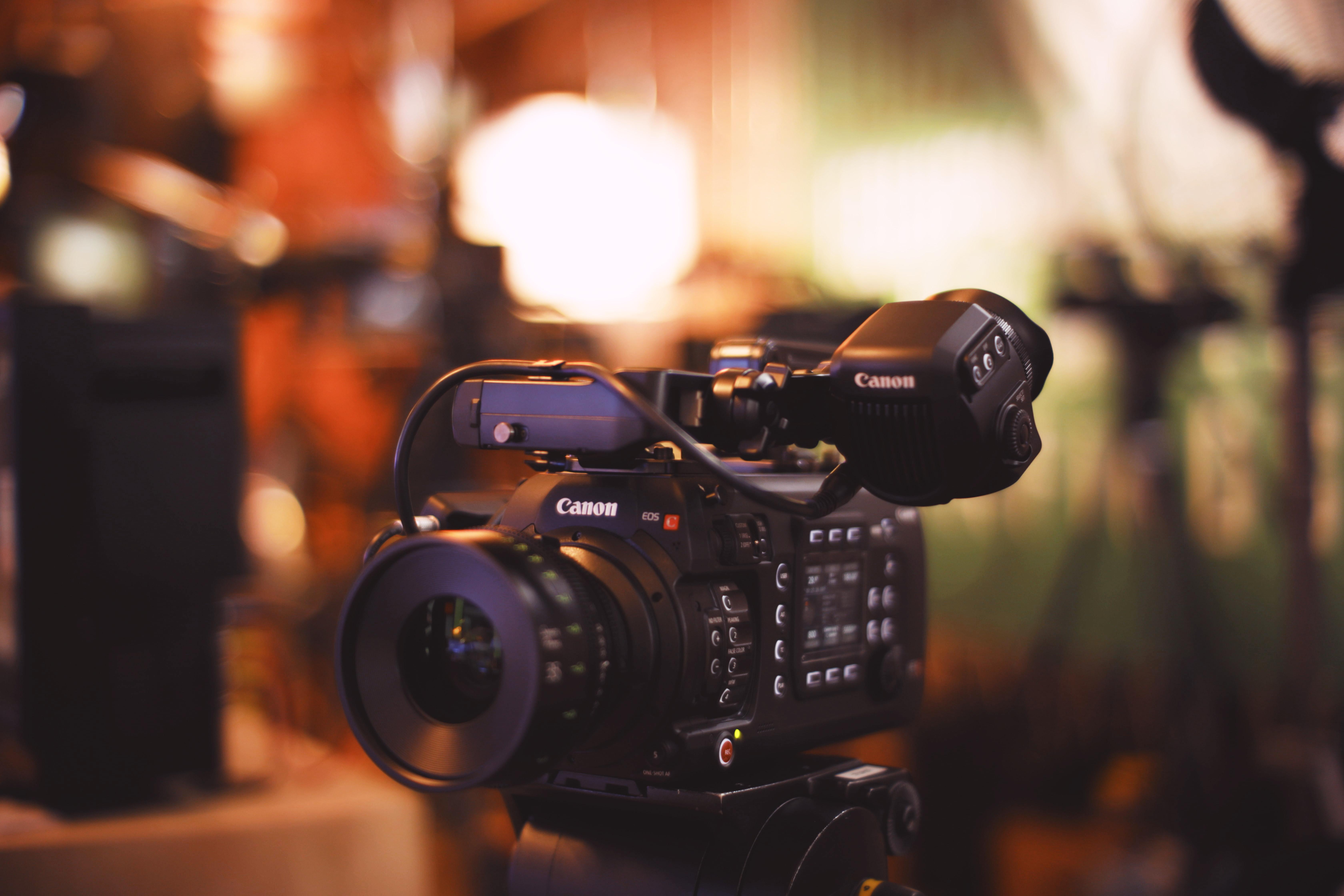 Modern Canon Camera