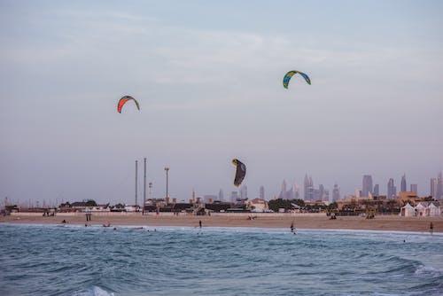 Ảnh lưu trữ miễn phí về bãi biển hoàng hôn, bờ biển, du lịch, Hoạt động