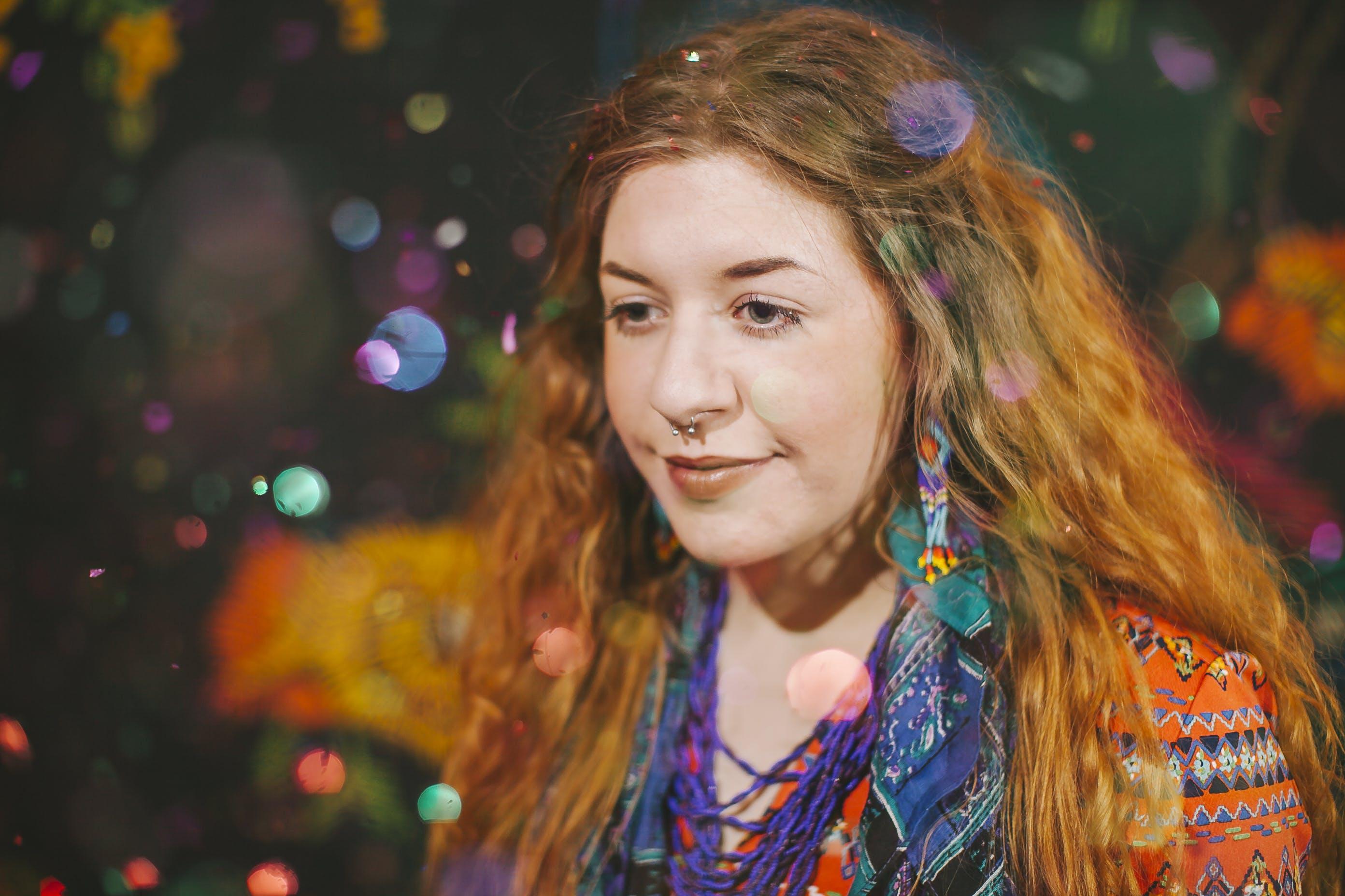 Free stock photo of adult, artist, beautiful, bohemian