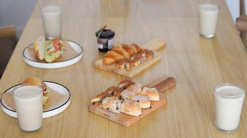 Fotobanka sbezplatnými fotkami na tému raňajky