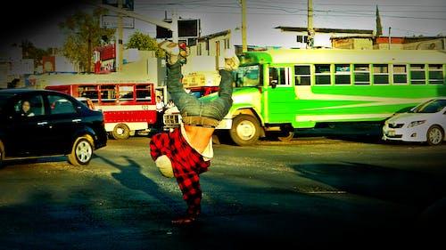 Free stock photo of bailar, urban
