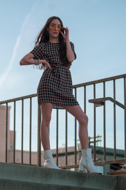 Kostenloses Stock Foto zu 70er jahre, fashion, frau, mode-modell
