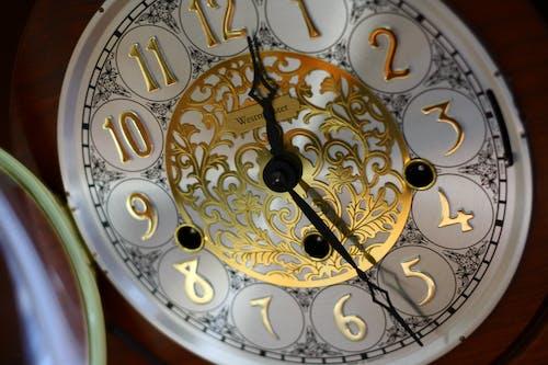 Ingyenes stockfotó antik, idő, közelkép, óra témában