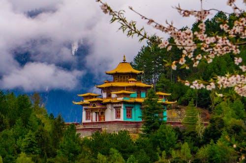 Kostenloses Stock Foto zu buddhismus, buddhist, buddhistischer tempel, reise