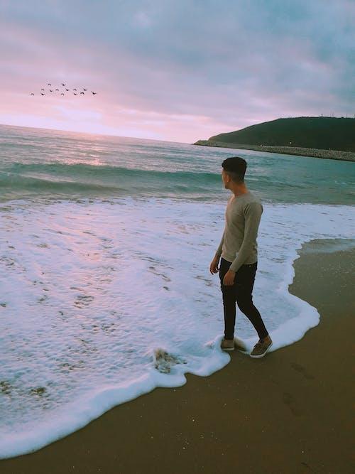 Δωρεάν στοκ φωτογραφιών με γαλάζια νερά, διάθεση, ευτυχία, ηρεμία
