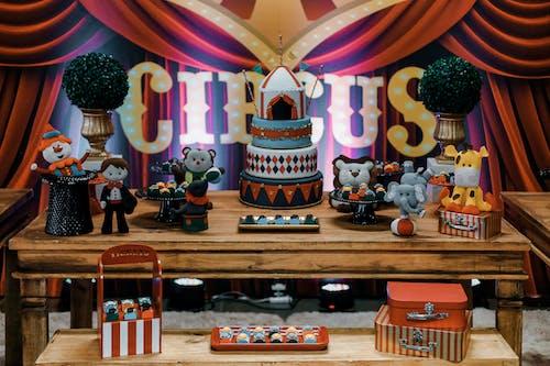 Circus Themed Birthday