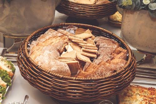 คลังภาพถ่ายฟรี ของ ขนมปัง, ขัน, น่ากิน, อร่อย