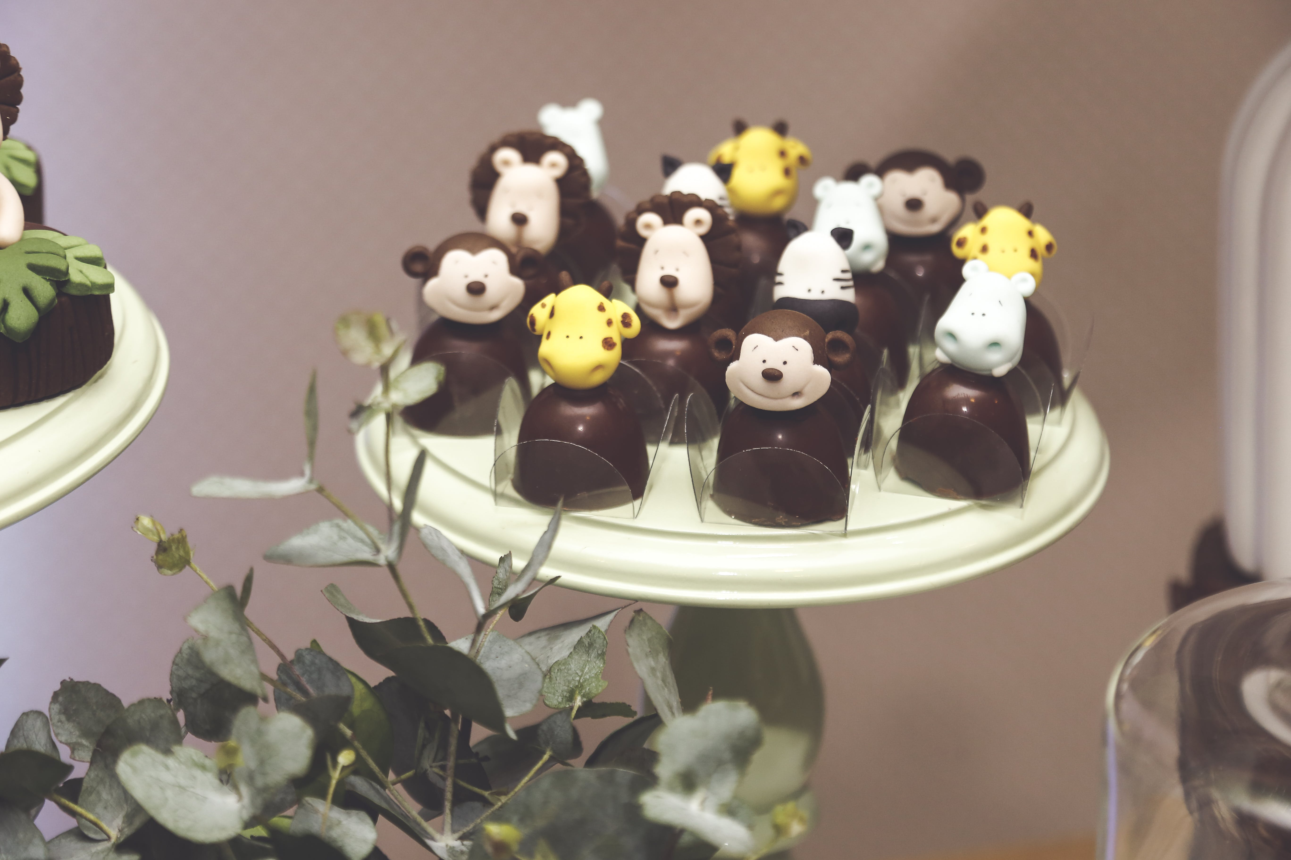 Chocolates With Toppers