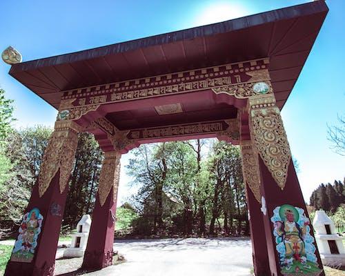 スコットランド, スコットランド人, 仏教寺院, 寺の無料の写真素材