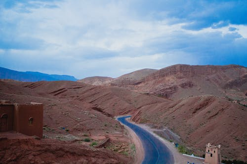 Free stock photo of landscape photography, mountains, road, rural