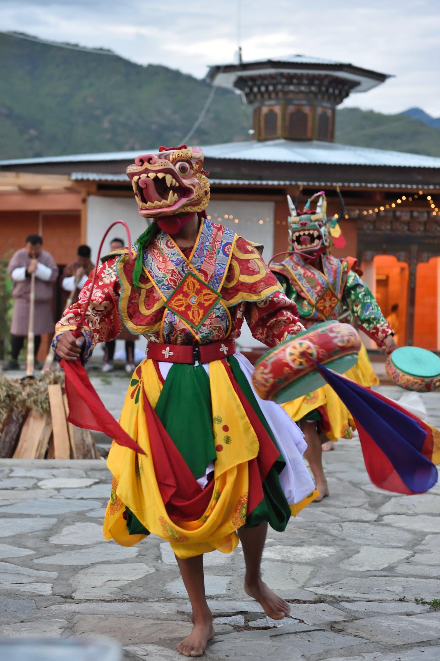 Bután, ciudad del dragón