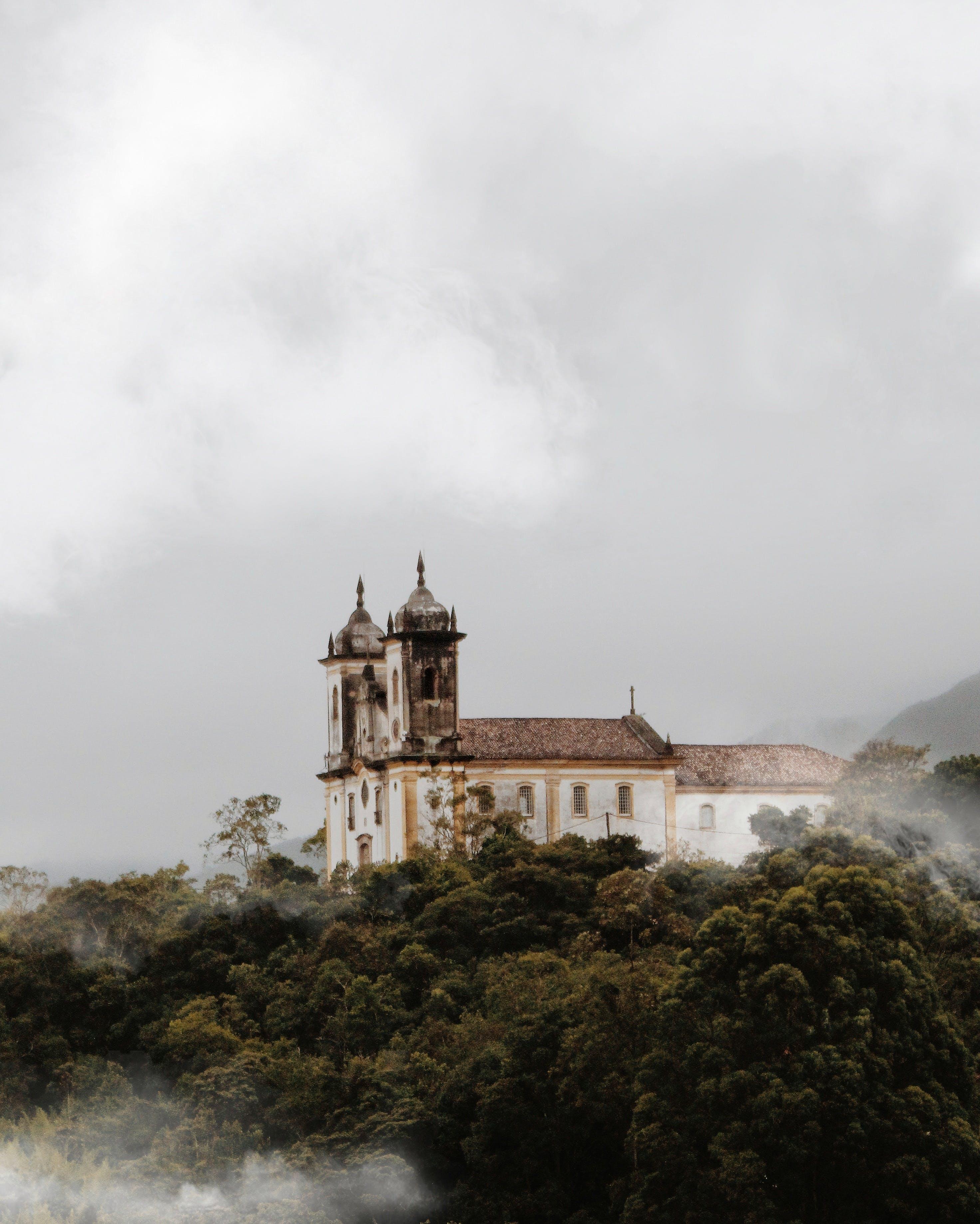 古老的, 塔, 宗教, 建築 的 免费素材照片