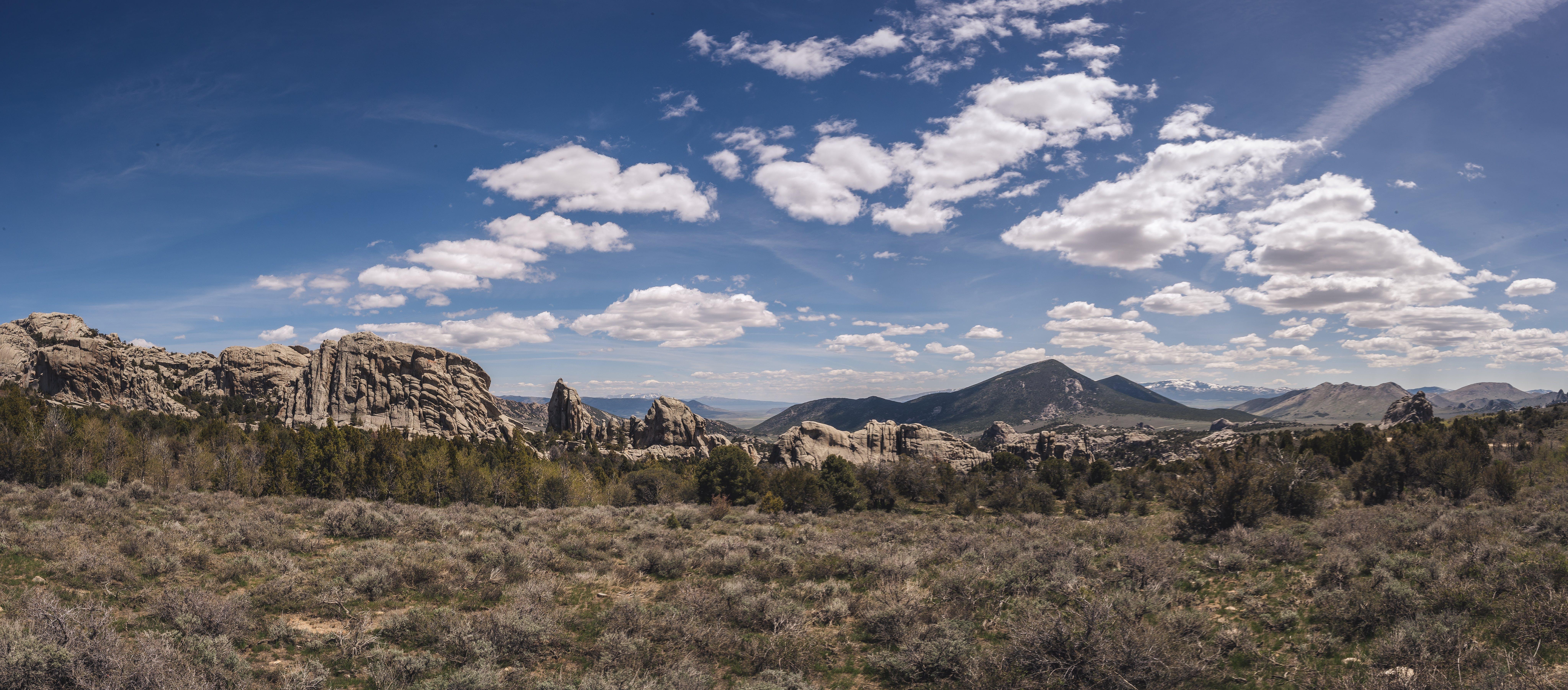 Foto stok gratis alam, di luar rumah, geologi, gunung