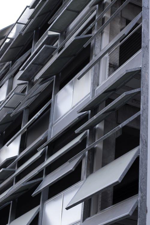 Foto stok gratis jendela kaca
