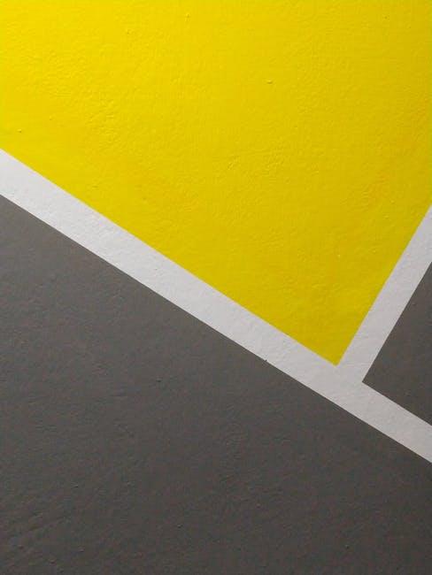Yellow white and gray background