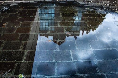 Foto d'estoc gratuïta de #urbà, arquitectura, bassal, cel ennuvolat