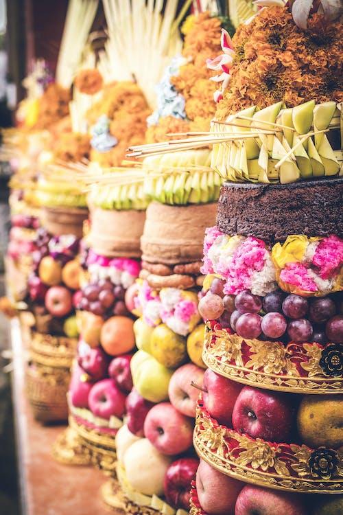 asia, bali, frukt