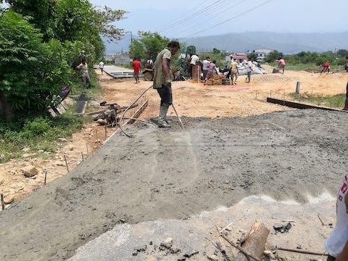 Fotos de stock gratuitas de carretera, construcción, desarrollo