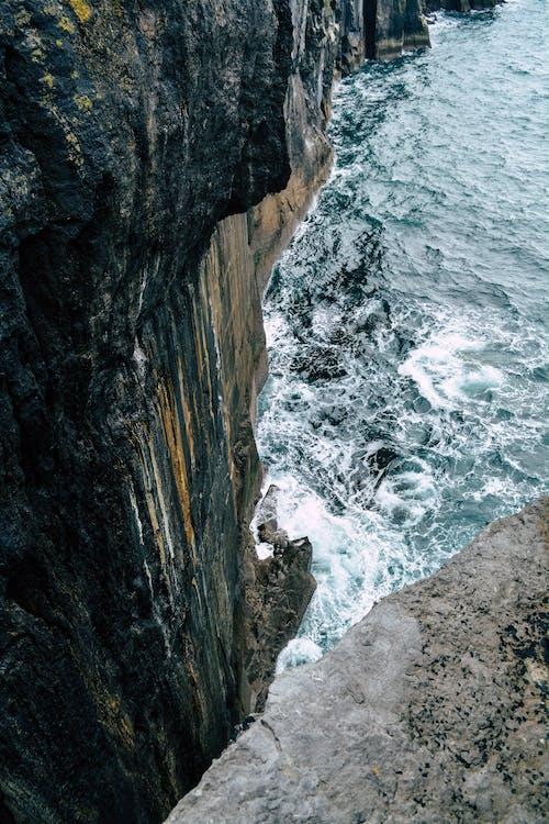 Δωρεάν στοκ φωτογραφιών με γκρεμός, γραφικός, θάλασσα, Ιρλανδία