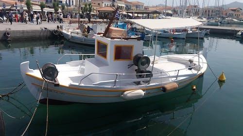 Kostnadsfri bild av båtar, festbåt, fiskebåtar, hamn